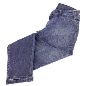 Current|Elliott Ankle Skinny in Blue Ribbon Jeans